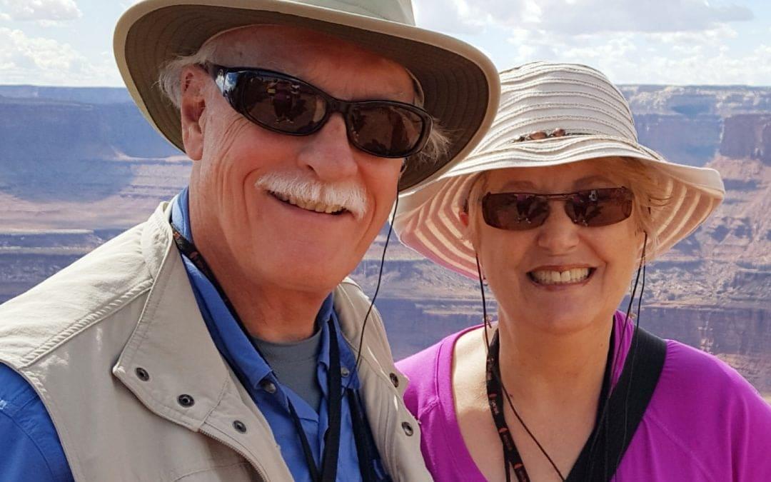 Meet Doug & Joan Cybela