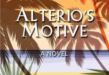 Alterio's Motive, A New Novel From BYC Developer David Culberson