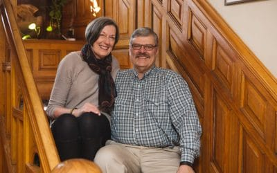 Meet Nancy & Steve Sandstrom