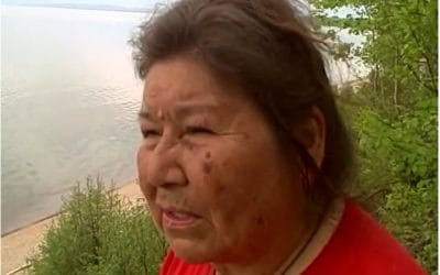 3 Video Series: Ojibwa Grandmother Recounts Walk Around the Great Lakes