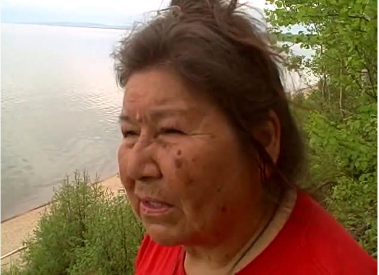 3 Video Series: Ojibwa Grandmother Recounts Walk Around the Great Lakes